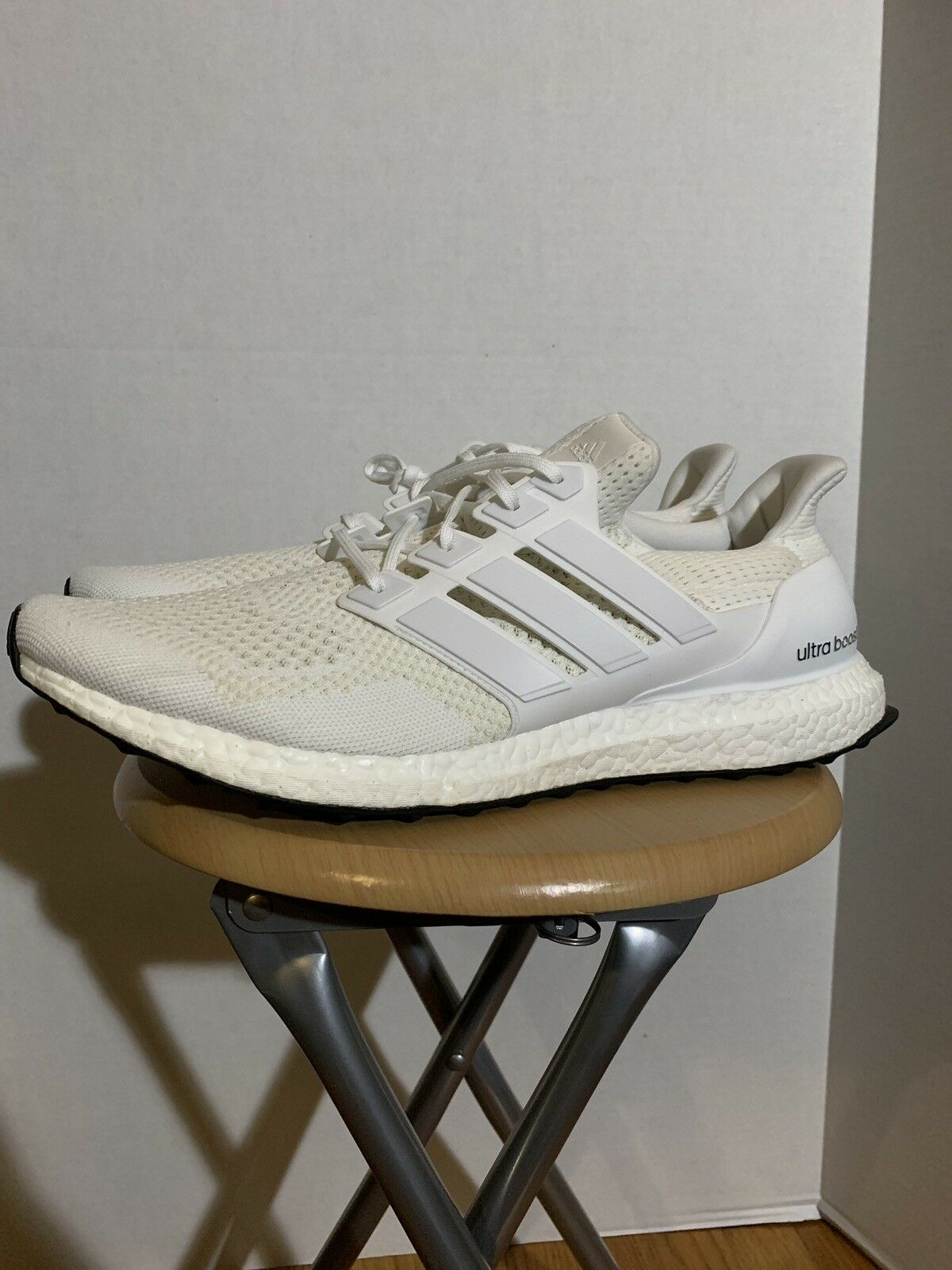 ADIDAS ULTRABOOST 1.0 ALL WHITE