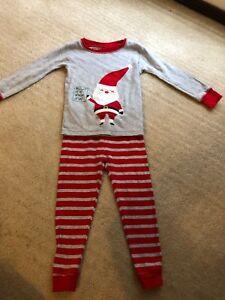 c2a0073fd0ff Carter s Just One You 2 Piece Pajamas PJ s Set Size 2T Christmas ...