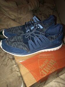 hombres 889765310308 tela del de Radial Zapatillas de la tobillo los deporte tubular la Adidas de de moda de Txw0q86