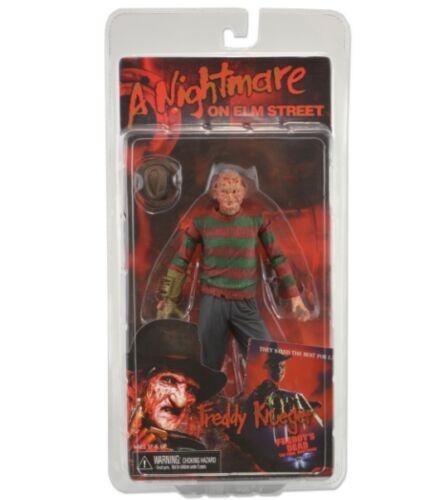 Freddy Krueger A Nightmare on Elm Street Figure NECA
