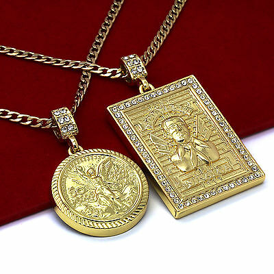 14k Gold Plated St Steel Chain 24 30