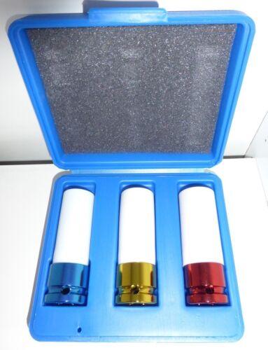 4.0Ah//18V Set RC18120-140 Ryobi ONE+ Akku Schlagschrauber R18IW3-0 3 Nüsse