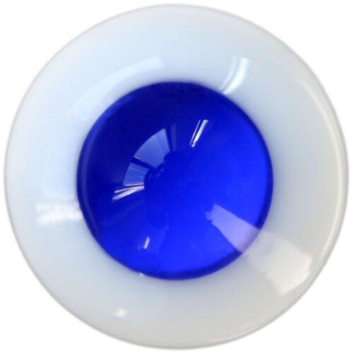 Exquisite BJD AOD SD Dollfie 12mm Dark Blue Glass Eye Outfits ##05 PF