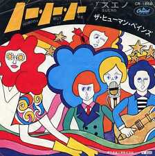 "HUMAN BEINZ ""NOBODY BUT ME"" ORIG JAPAN 1968 VG"
