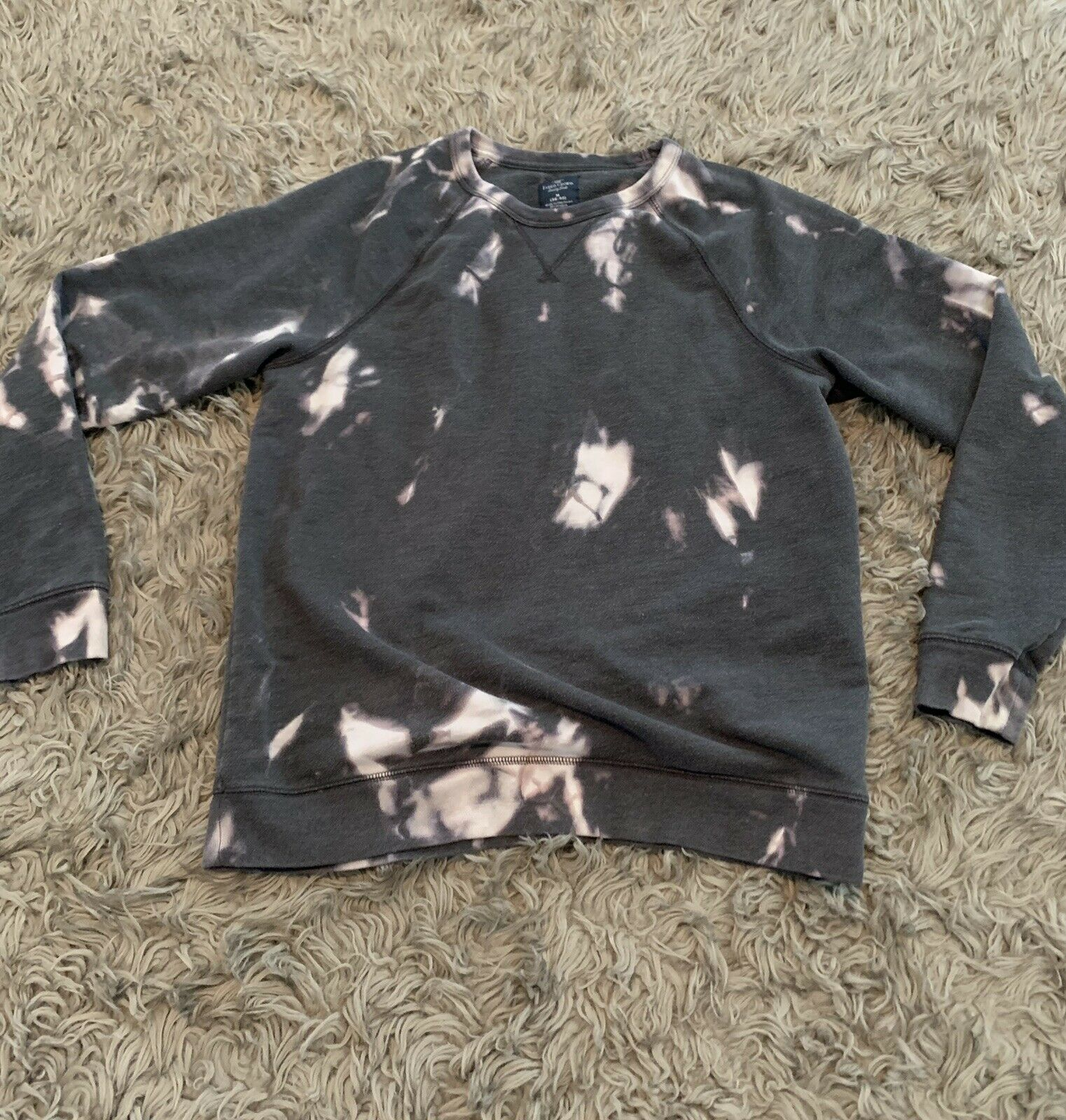 Sweatshirt Tie Dye , Tie Dye Sweater Size Medium … - image 2