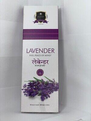 *SALE Luxury Oriental Flight Incense Sticks Lavender Honey Patchouli Peony Rose