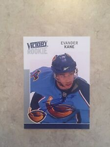 Evander-Kane-Signed-San-Jose-Sharks-Rookie-Card