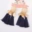 Bohemian-Tassel-Ear-Rings-Women-Fashion-Long-Fringe-Boho-Dangle-Earrings thumbnail 14