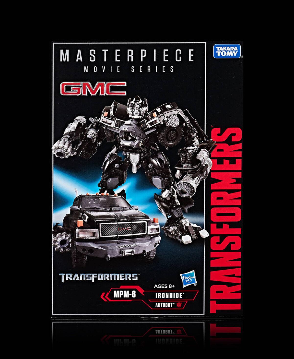 Transformers Hasbro Masterpiece Movie MPM-06 Ironhide Brand new