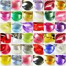 Florist, Wedding & Craft Poly Tear Ribbon 2, 5 & 10m Lengths- 32 Colours 3 FOR 2