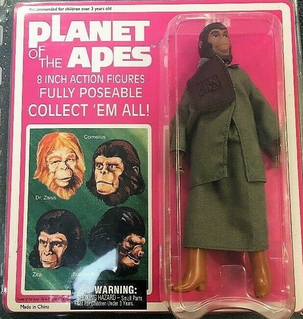 Zira Planet of the apes 8 Poseable Action Figure