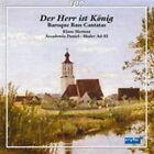 Herr is König: Baroque Bass Cantatas (2015)