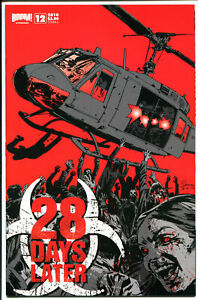 28-DAYS-LATER-12-NM-Zombies-Horror-Walking-Dead-1st-2009-more-in-store-a