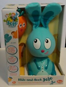 Ouaps Jojo >> Details About Hide And Seek Jojo The Interactive Bunny By Ouaps