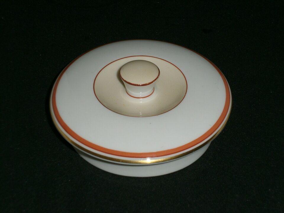 Porcelæn, Kande med låg, Det spanske stel