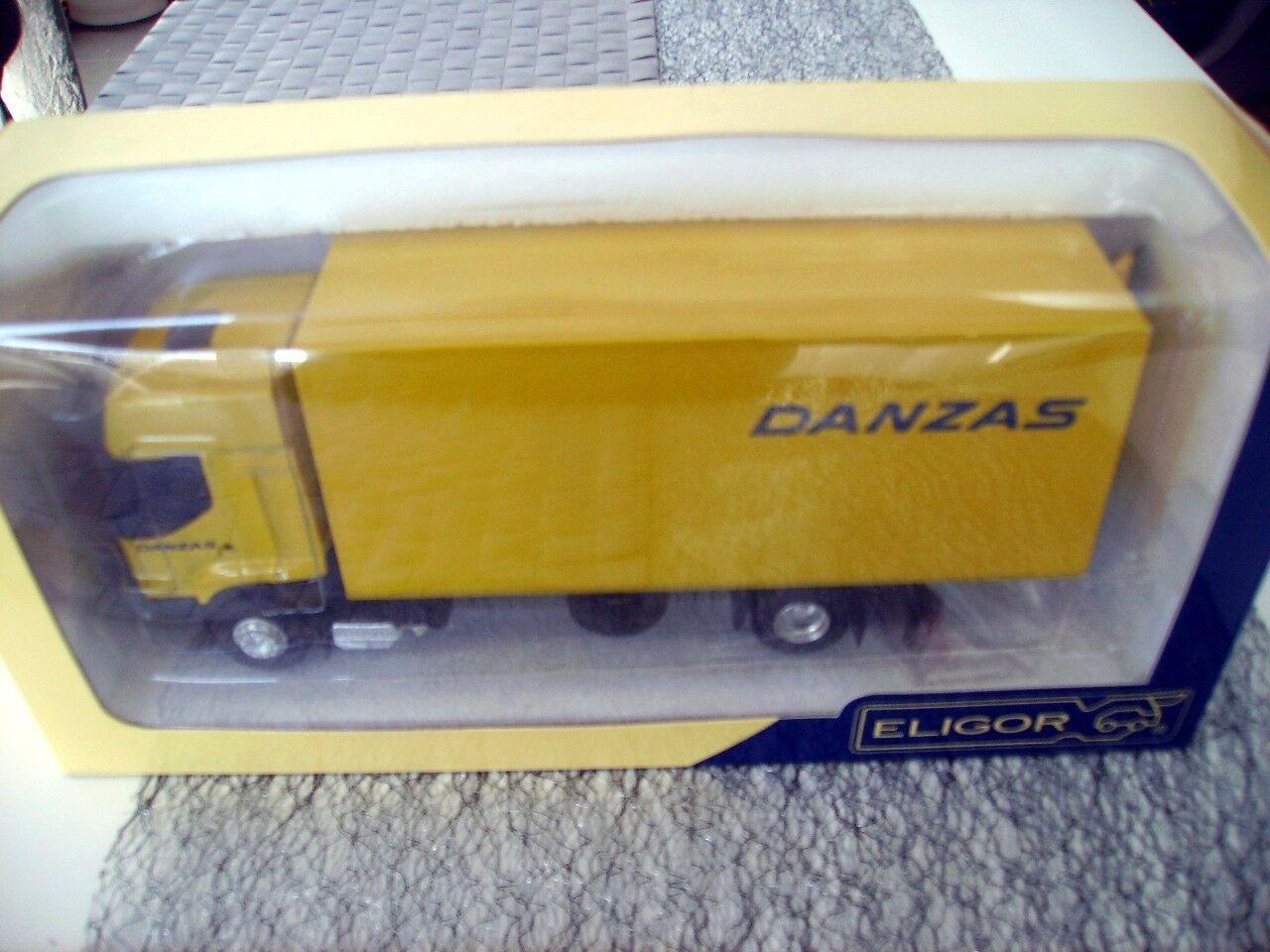 Camion Camion Camion ELIGOR LBS RENAULT Premium porteur DANZAS NEUF 328320
