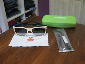 Agressif Gafas De Sol Sting Wayfarer Sunglasses