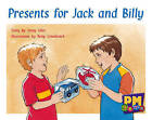 Presents for Jack and Billy PM Gems Red Levels 3,4,5 by Cengage Learning Australia (Paperback, 2005)