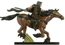 D&D Miniature Savage Encounters 22 Human Outrider Visible