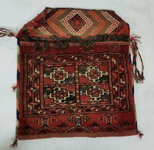 Afghan Rug Carpet Bag Tribal Wool