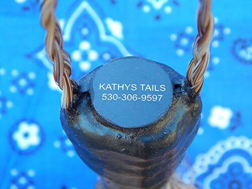 Light GreyTail Extension 38 inch NEW 1//2lb KATHYS TAILS Free BAG AQHA FEI USDF