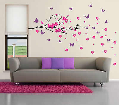 Wall Decal Home /& Living Wall Stickers Wall Art Home Decor Removable Decal BL