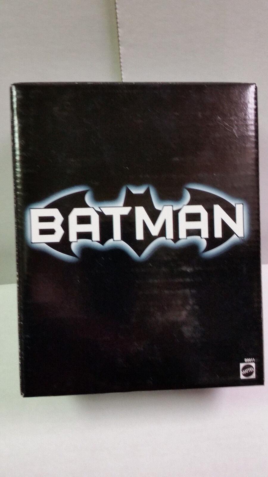 Mattel batman 2004 san diego comic - con - exklusive action - figur mib versiegelten kiste