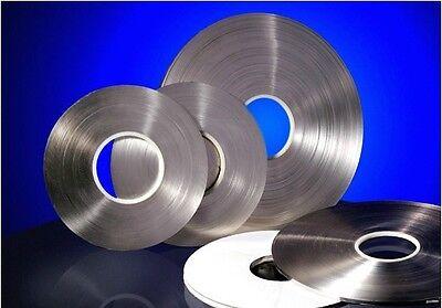 0.1  x 5 mm Nickel Plated Steel Strap for Battery Welding Spot Welder 1 kg/roll