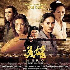 Tan Dun, Hero (Music from the Original Soundtrack), Excellent Soundtrack