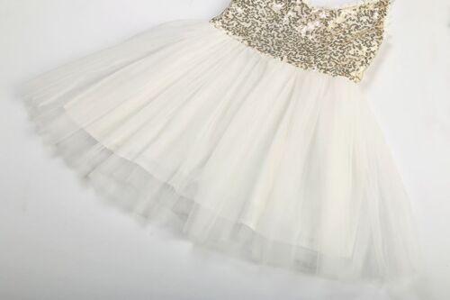 Emilia Baby Flower Girl Lace Dress Wedding Birthday Party Gift Bridesmaid 0-3YRS