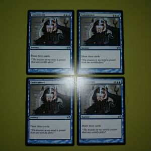 Concentrate-x4-Planechase-2012-4x-Playset-Magic-the-Gathering-MTG