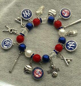 New York Yankees Bracelet Ebay