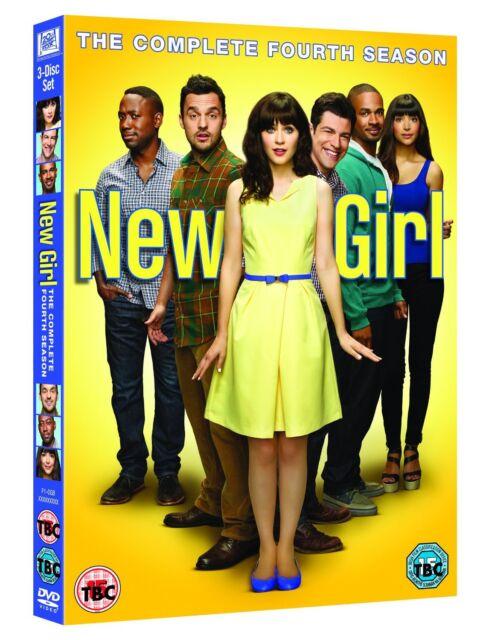 NEW GIRL SEASON 4 - TV DVD