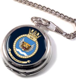 814 Marine Luft Schwadron Volle Sprungdeckel Taschenuhr