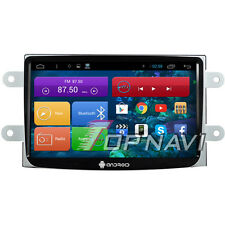 Quad Core Android 6.0 Car Player For Renault Duster 2014- GPS Navigation Stereo