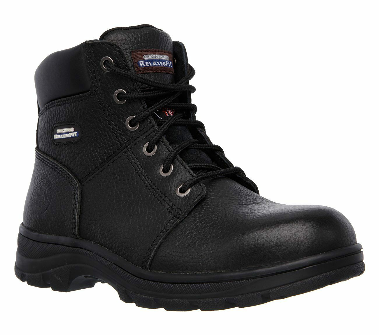 Skechers Work Relaxed Fit - Workshire ST ST Workshire Safety Boots Memory Foam Mens 77009EC 37c6d3