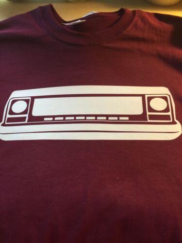 T-shirt Chevy Truck c10 Extrémité Avant Calandre 77 78 79 80 Suburban 4x4