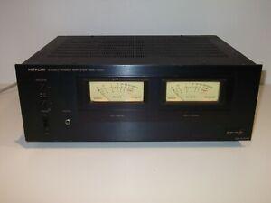 RARE VINTAGE HITACHI HMA-7500 Amplificatore Stereo-Made in Japan