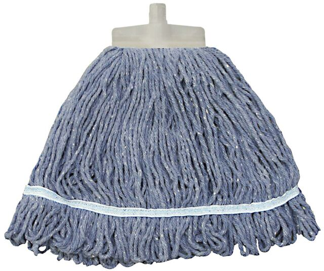 SYR | Syrtex Interchange Mop Head with Built in Scourer | Various Colours