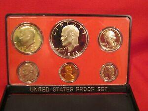 1974 United States Mint Proof Set