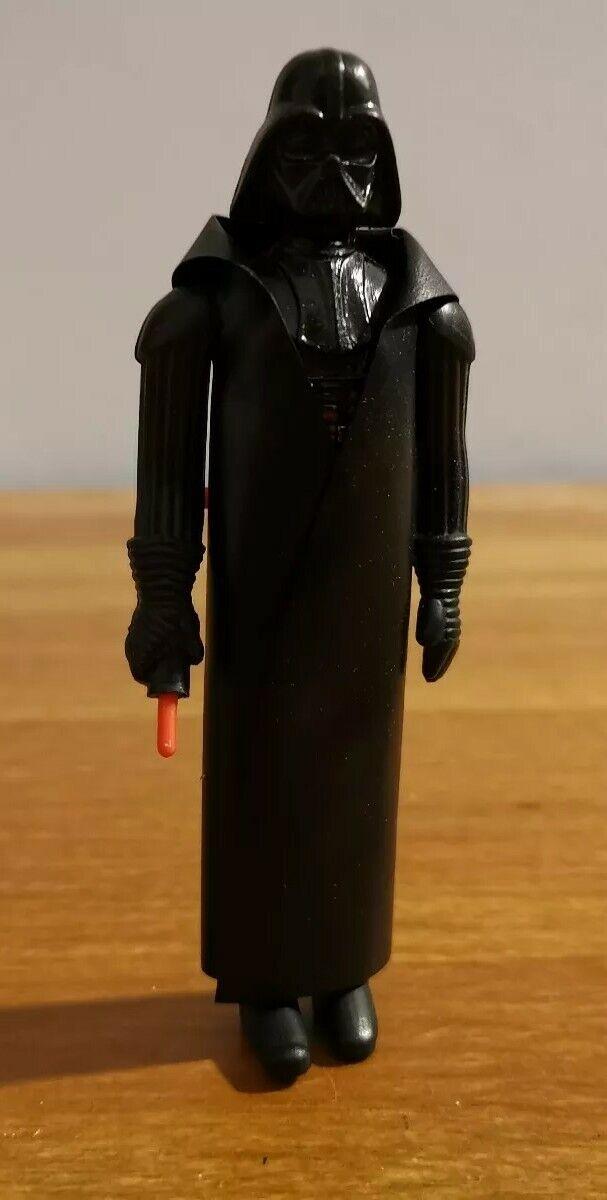 VINTAGE estrella guerras Darth Vader la cifra 1977 gmfg