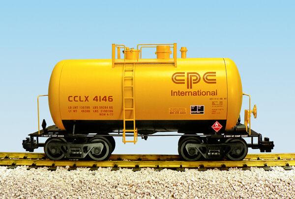 Tren de los EE.UU. G lata de cerveza r15213 CPC internacional amarillo