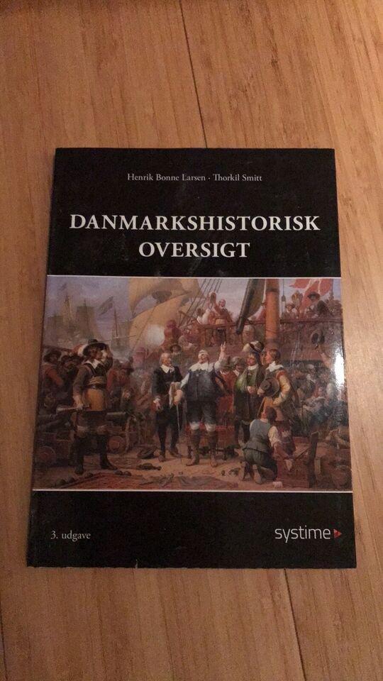 Danmarkshistorisk overblik, Larsen