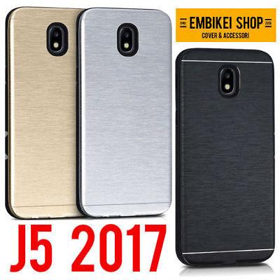 cover samsung j5 2017 tinta unita