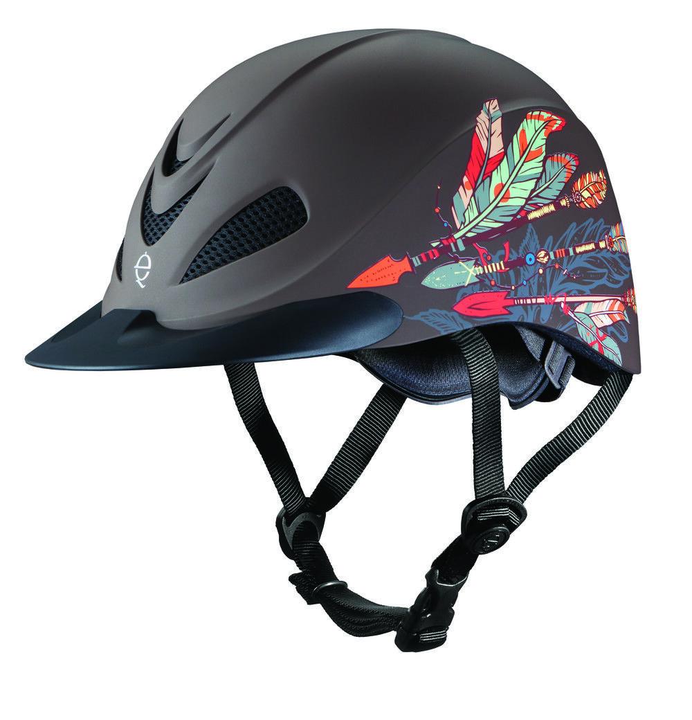 Troxel Rebel Riding Helmet Western Horse Performance Headgear All Sizes colors