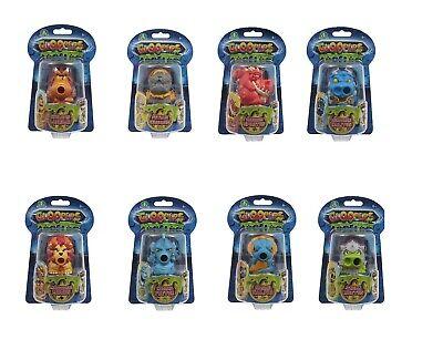 Multic 2801029-Giochi Preziosi Gloopers Troll Verde Mostro Aspira e Spara Slime