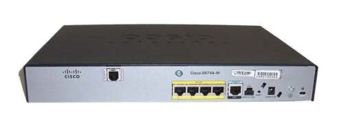 Over POTS CISCO 887VA-M-K9  887VA-M-K9 Annex M Router with VDSL2//ADSL2