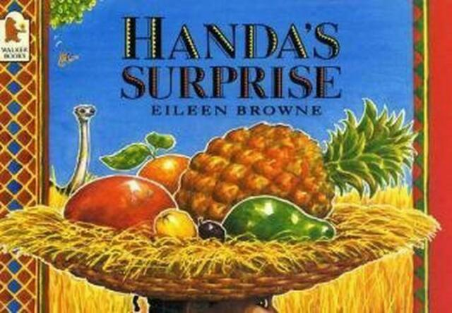 Handa's Surprise: Big Book (Big Books) by Eileen Browne, NEW Book, FREE & FAST D