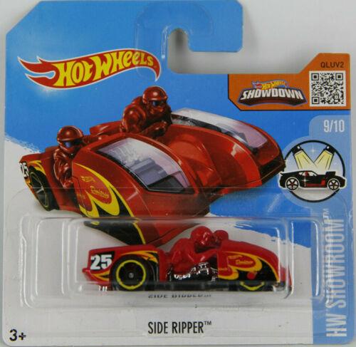 SIDE RIPPER Hot Wheels Rot - HW Showroom Serie 9//10 2016 #119//250