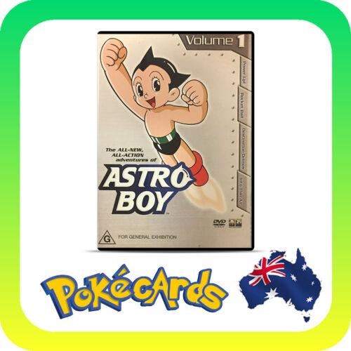 1 of 1 - Astro Boy : Season 1 : Vol 1 (DVD, 2004) - FREE POSTAGE!